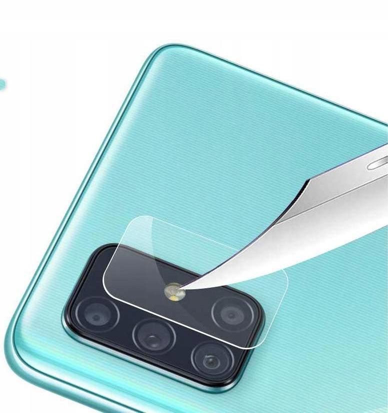 Szkło do Samsung Galaxy M51 na Aparat Obiektyw Tył Kod producenta 0000000