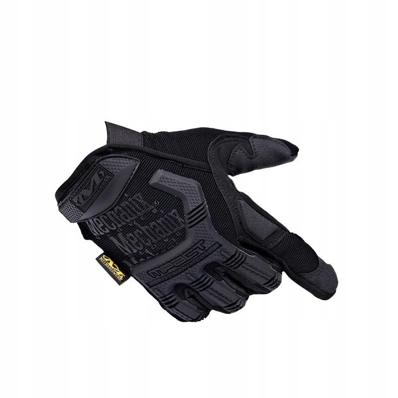 Мотоциклетные тактические перчатки Mechanix M-PACT