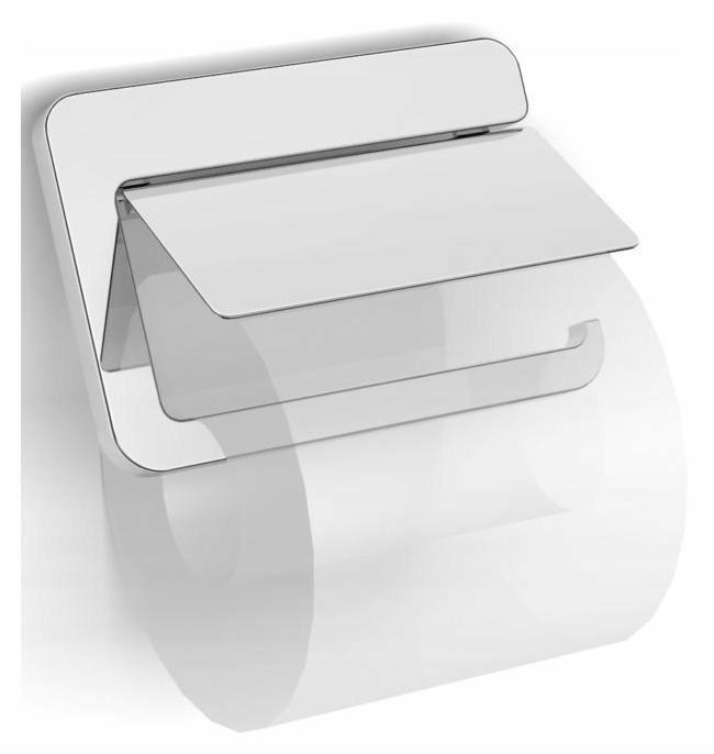 Držiak na toaletný papier, odnímateľný chróm