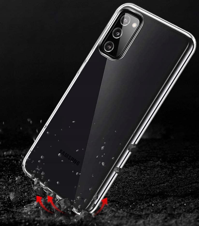 Etui do Samsung Galaxy S20 FE Clear Case + Szkło Producent VegaCom