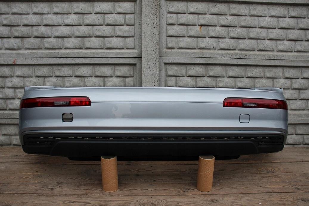 Zderzak tył tylny Audi Q7 II 4M0 Hybryda 15-20 9804560874 - Allegro.pl