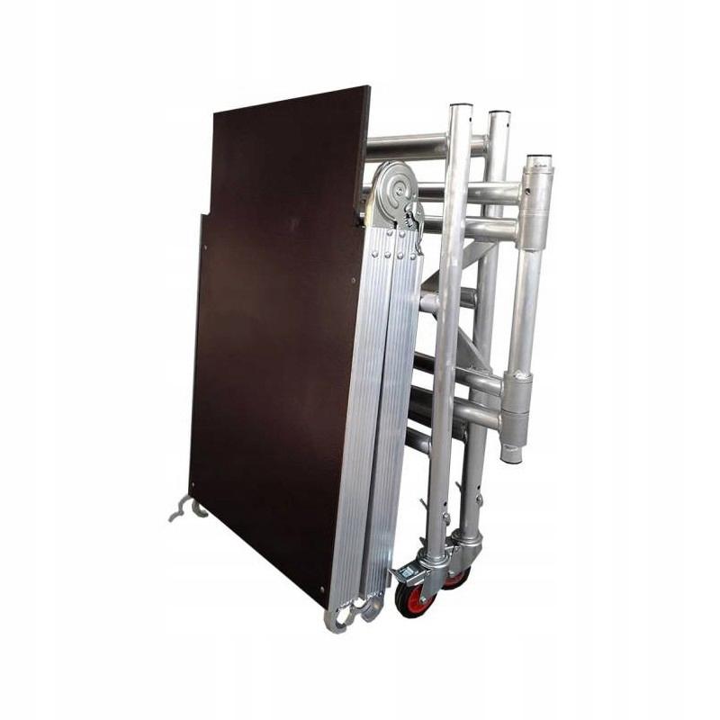Алюминиевые подмости Alumexx Eco-Line Quicky 2.9