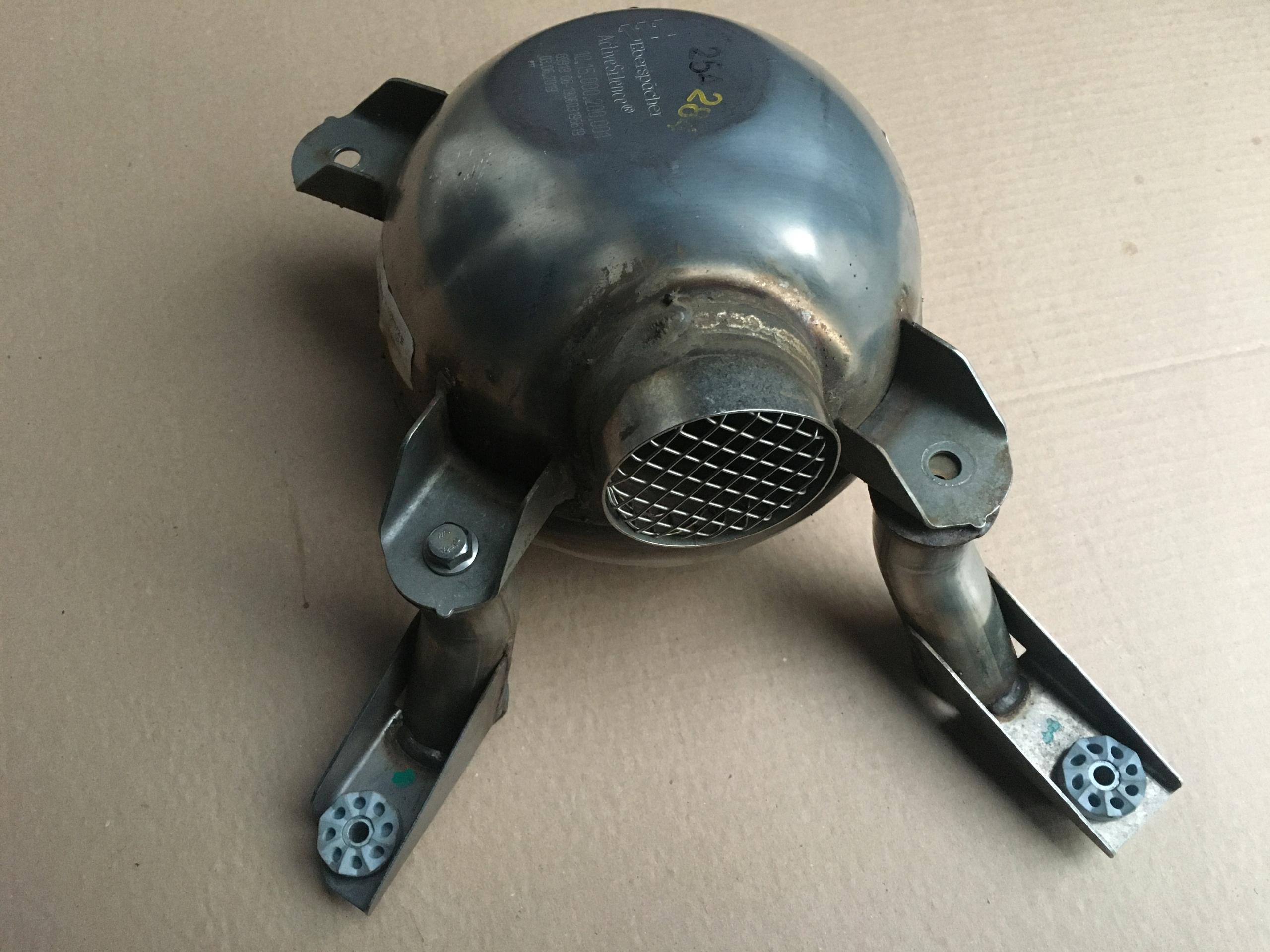 bmw g05 x5 активный выдох sound booster 8592372
