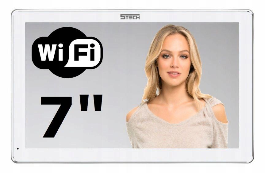 ZESTAW WIDEODOMOFON MONITOR 7' WIFI 5TECH KOD RFID Kod producenta Verus One/84225