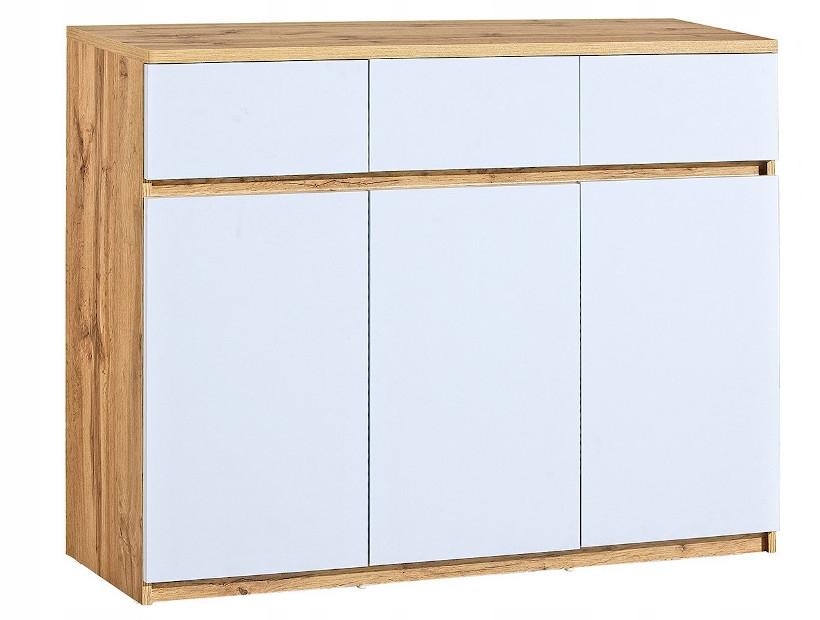 Komoda ARKADO AR06 duża komoda 120 drzwi szuflady