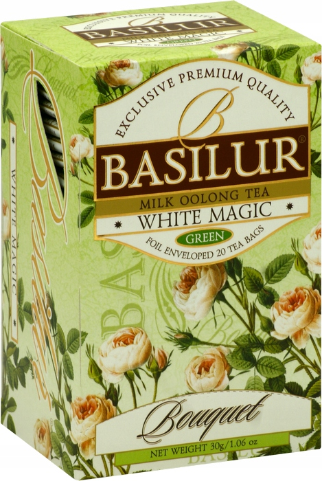 Herbata chińska oolong Basilur White Magic 20x1,5g
