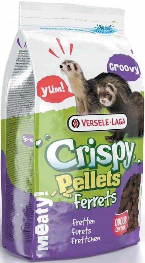 VL Crispy Pellets -Ferrets -granulat fretka 700g