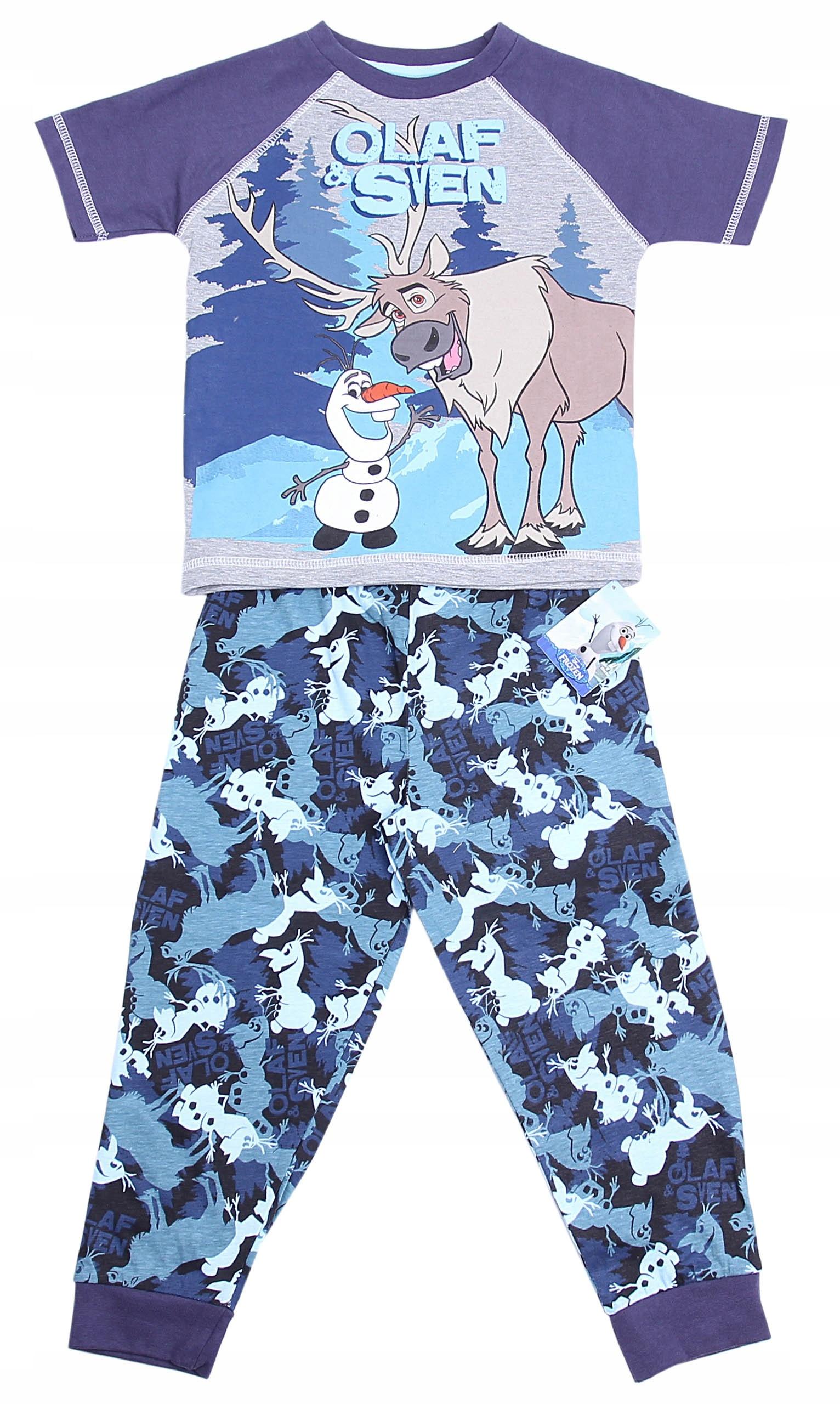 Dvojdielne pyžamo FROZEN PRIMARK 7-8 rokov 128 cm