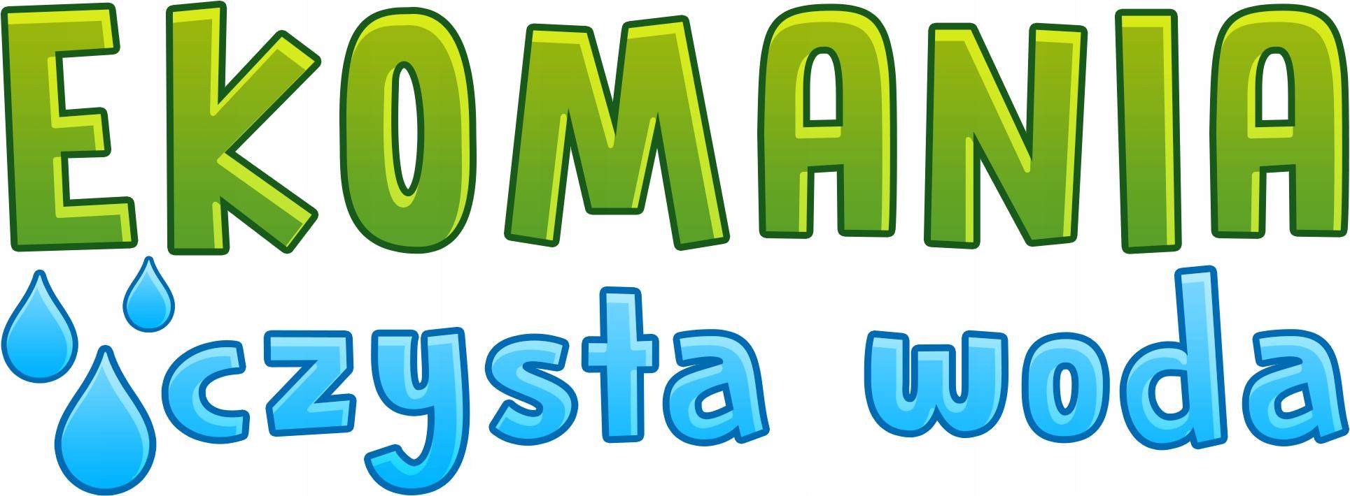 Wielkoformatowa gra XXL - EKOMANIA czysta woda Bohater inny