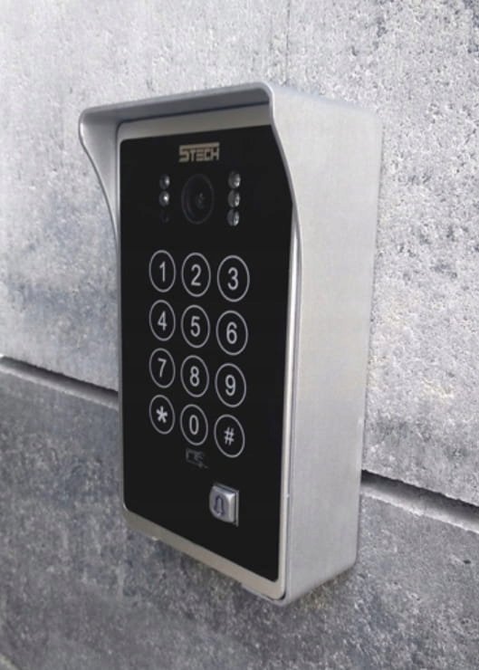 Wideodomofon Videodomofon WiFi 5TECH TELEFON DIN Kod producenta Wid-5tech-IP-DIN
