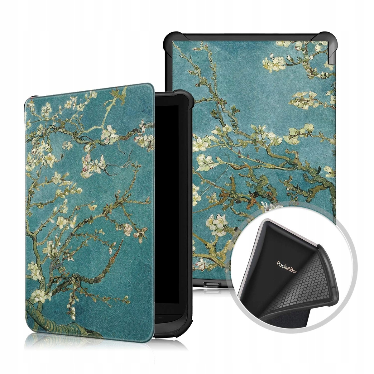 ETUI DO POCKETBOOK TOUCH LUX 4/5/TOUCH HD 3/COLOR