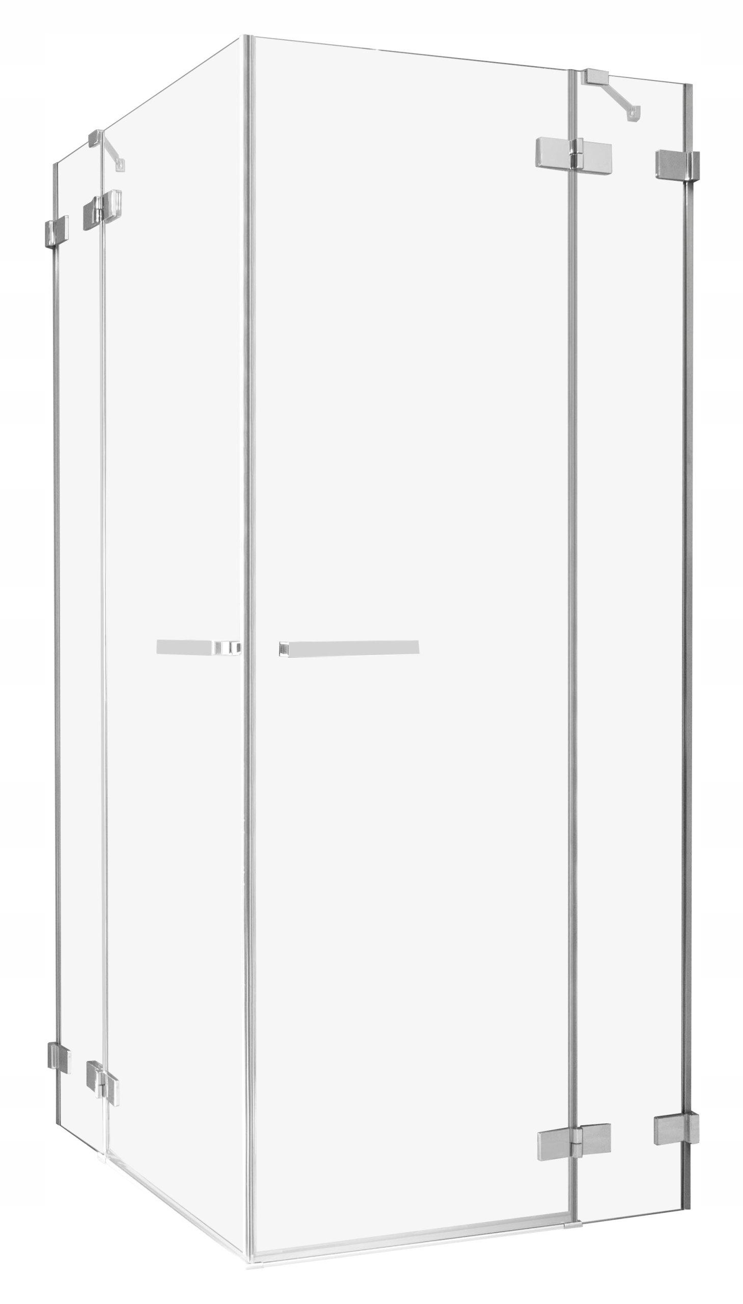 Sprchovací kút Euphoria KDD 100x80x200 RADAWAY