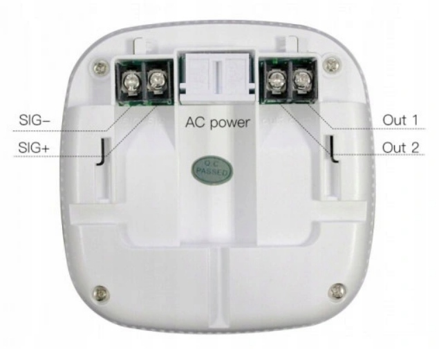 Inteligentna czujka gazu LPG Wi-Fi Tuya smartlife Seria wIfI-818
