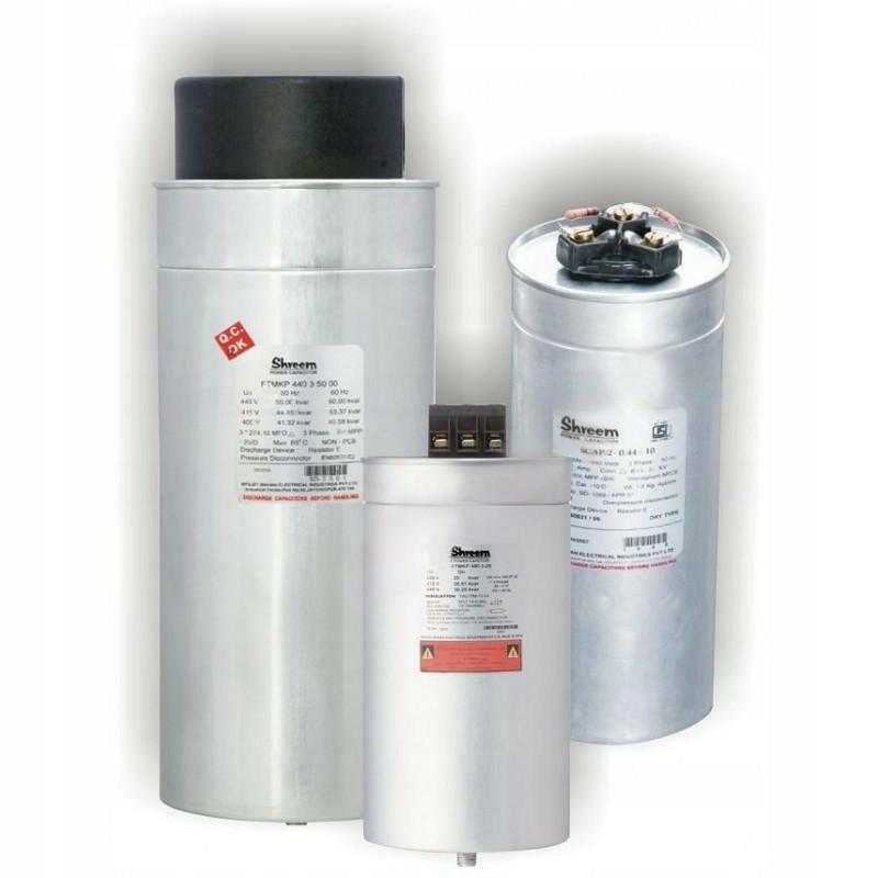 Kondenzátor Power Power Shreem 12.5 Kvar 440V