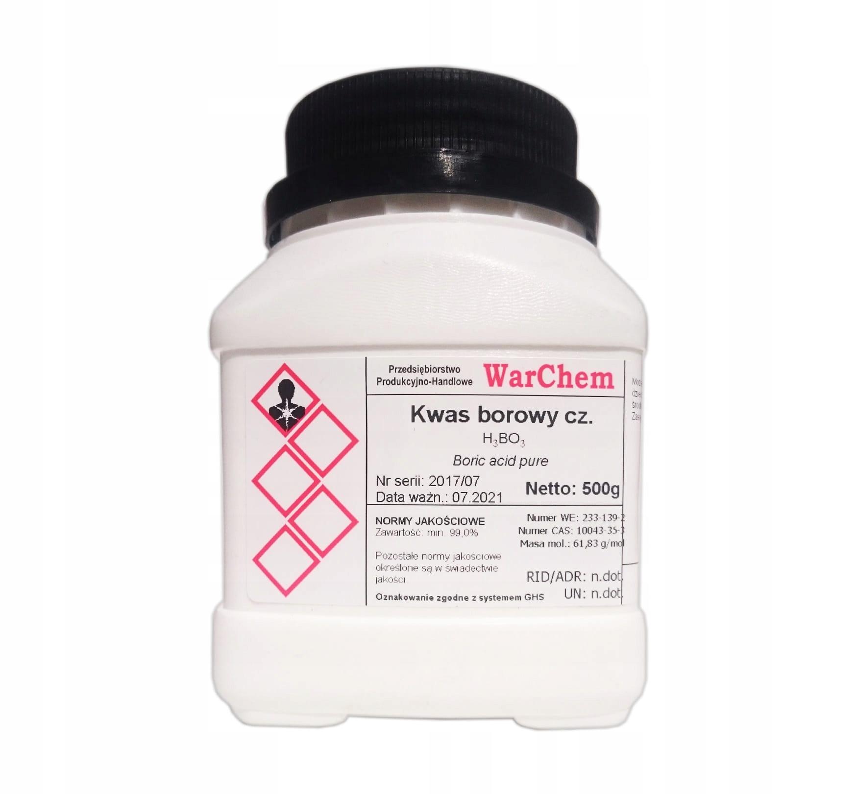 KWAS BOROWY - 500g WARCHEM [42326]