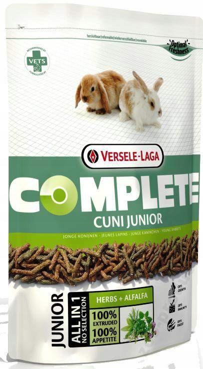 Versele-Laga Cuni Junior Complete dla królika 500g