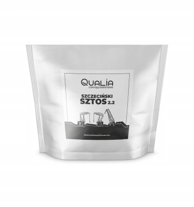 Кофе в зернах Qualia Szczecin Sztos 2.2