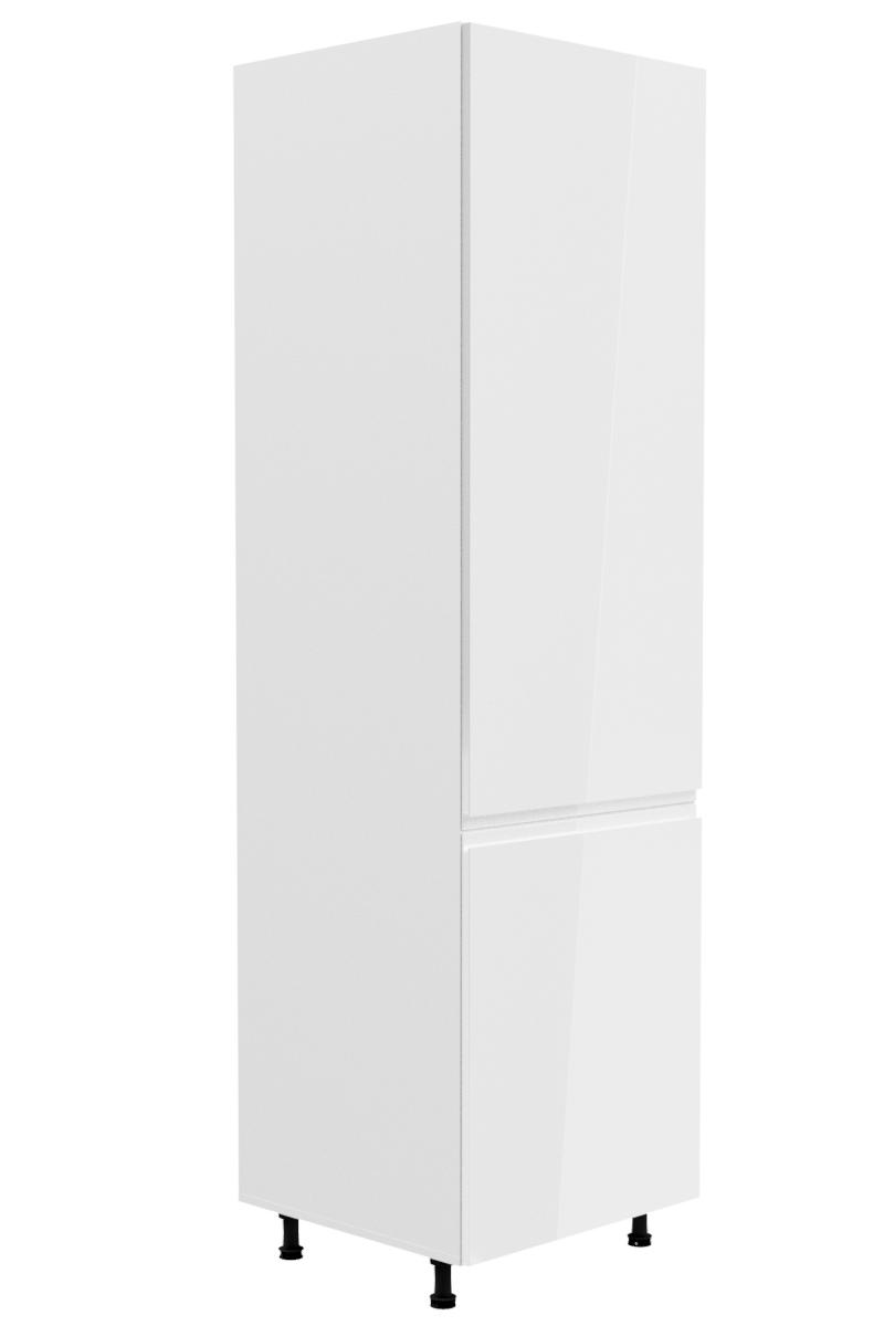 ASPEN D60ZL-P Pestle v chladnička s mrazničkou 60 biela