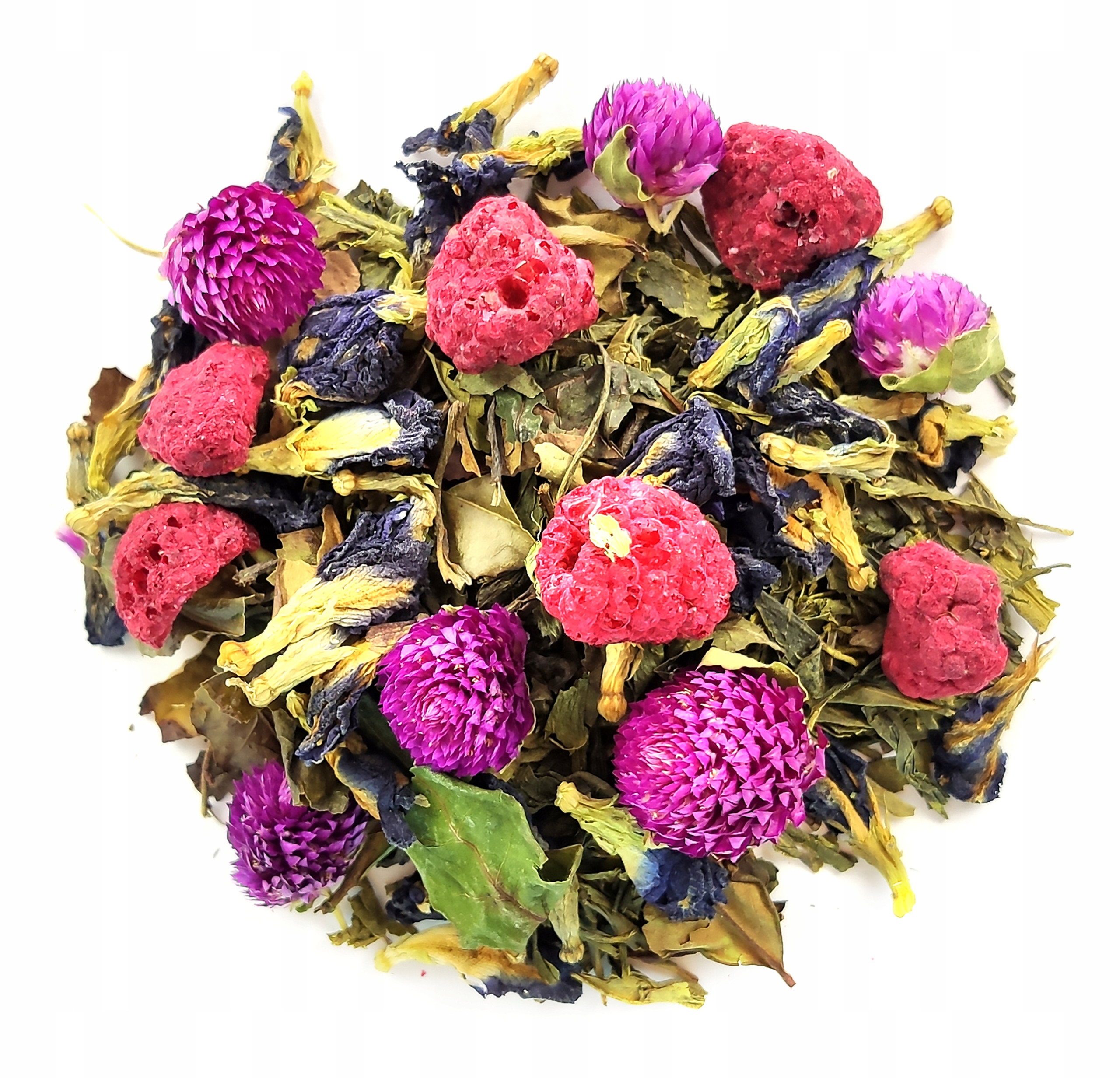 Чай Голубой Лес Клитория Пай Му Тан 25г