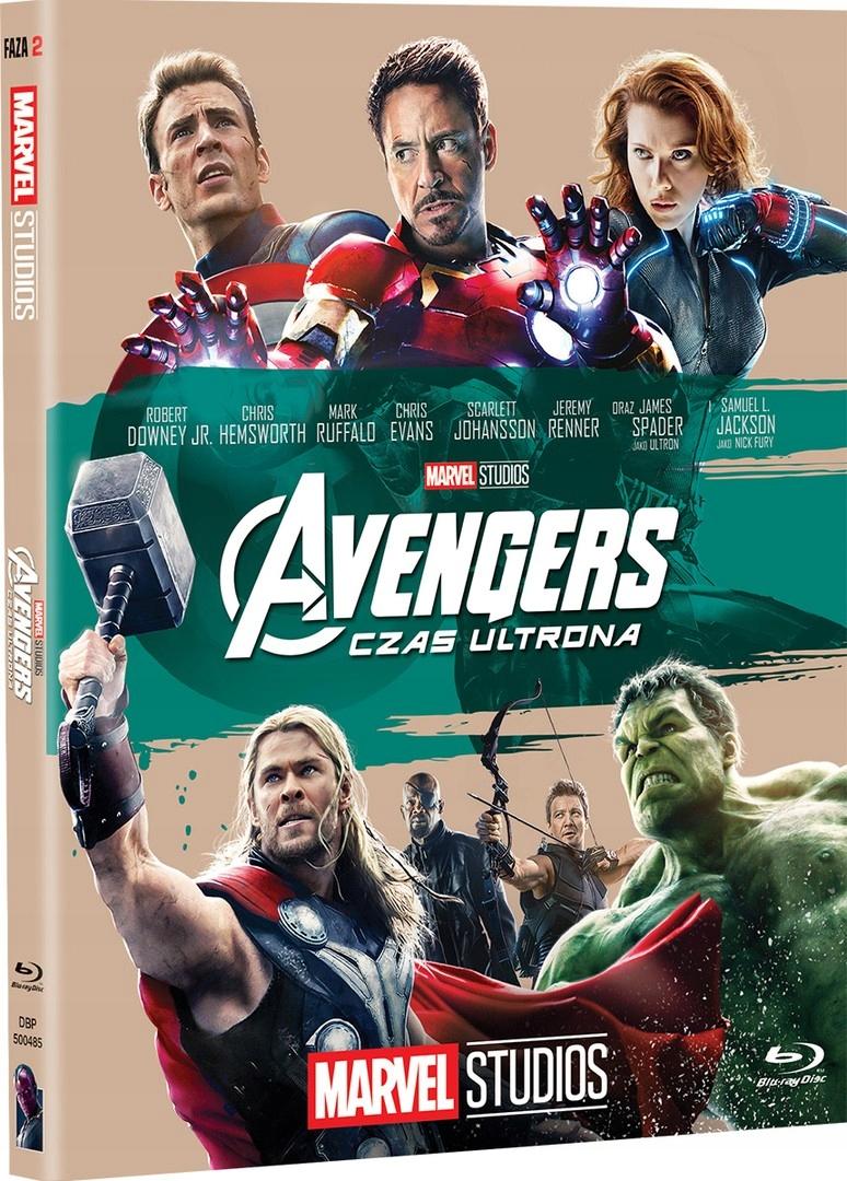 Item Avengers: Time Ultrona [Blu-ray]