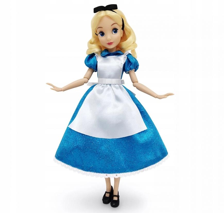 Alicja v ríši divov Disney store 30 cm 24H