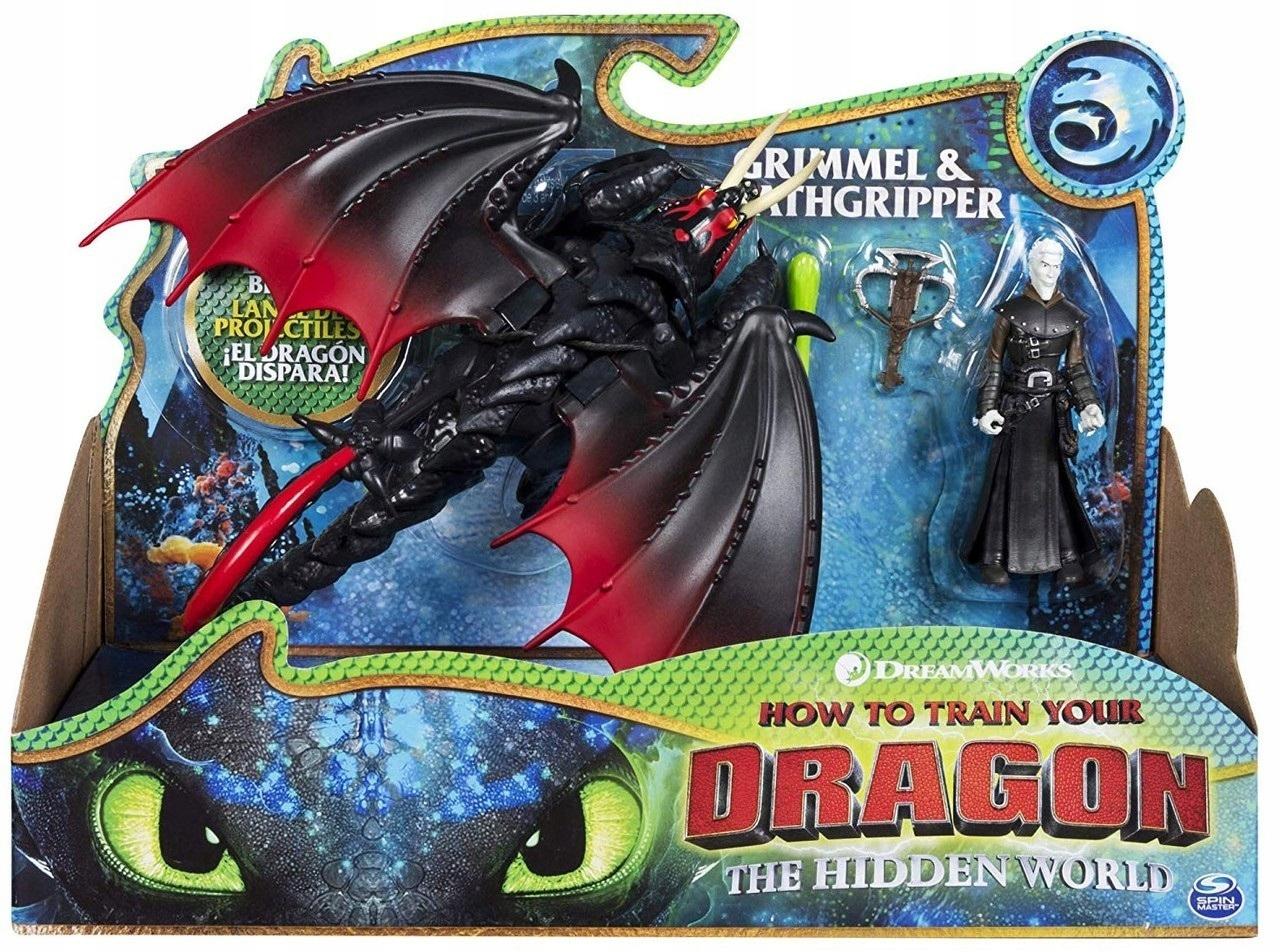 Dathgripper + Grimmel Dragon Deathosaurus Dragons
