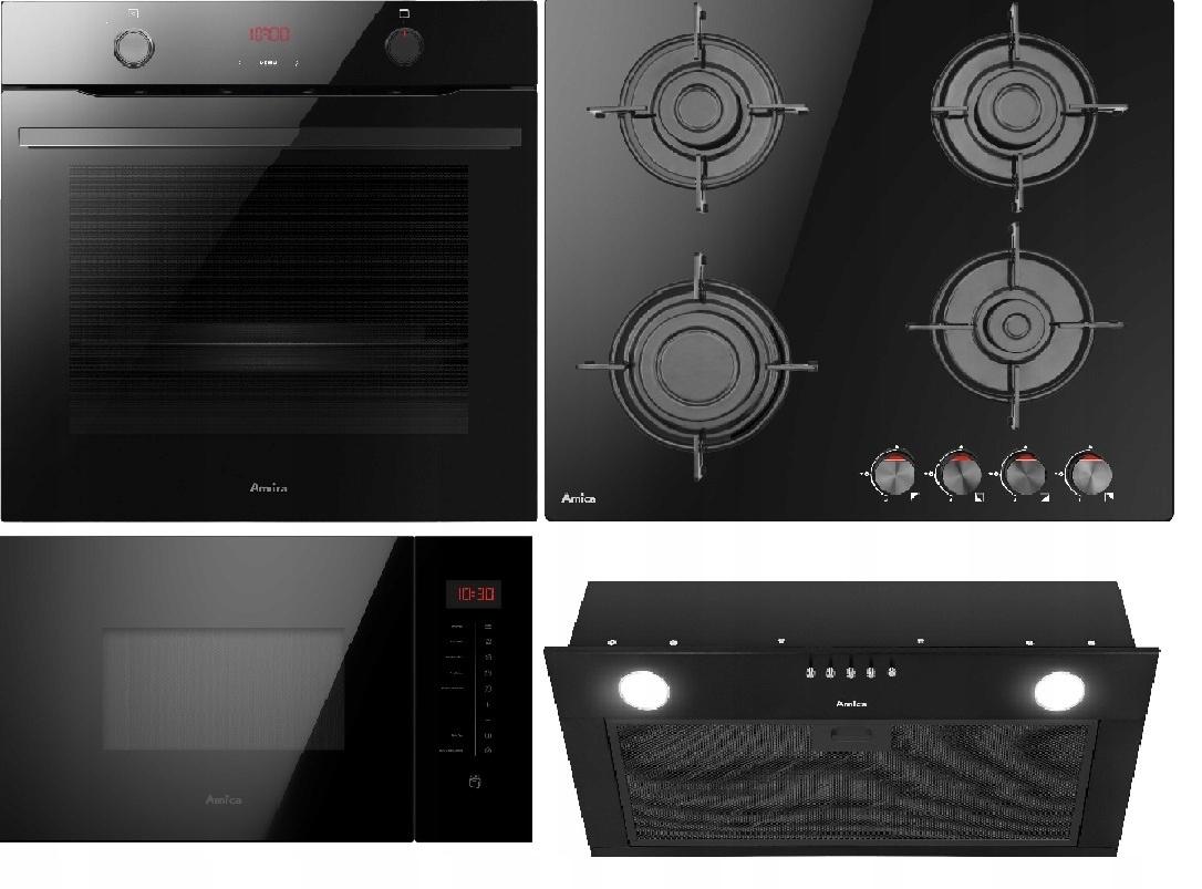 Встраиваемая микроволновая печь Amica Oven Steam Plate