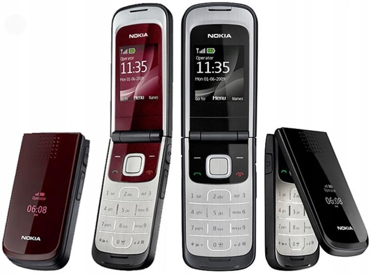 ОРИГИНАЛЬНЫЙ Nokia 2720 НАБОР ЦВЕТА ВЫСОТА С ПОЛЬСКИЙ