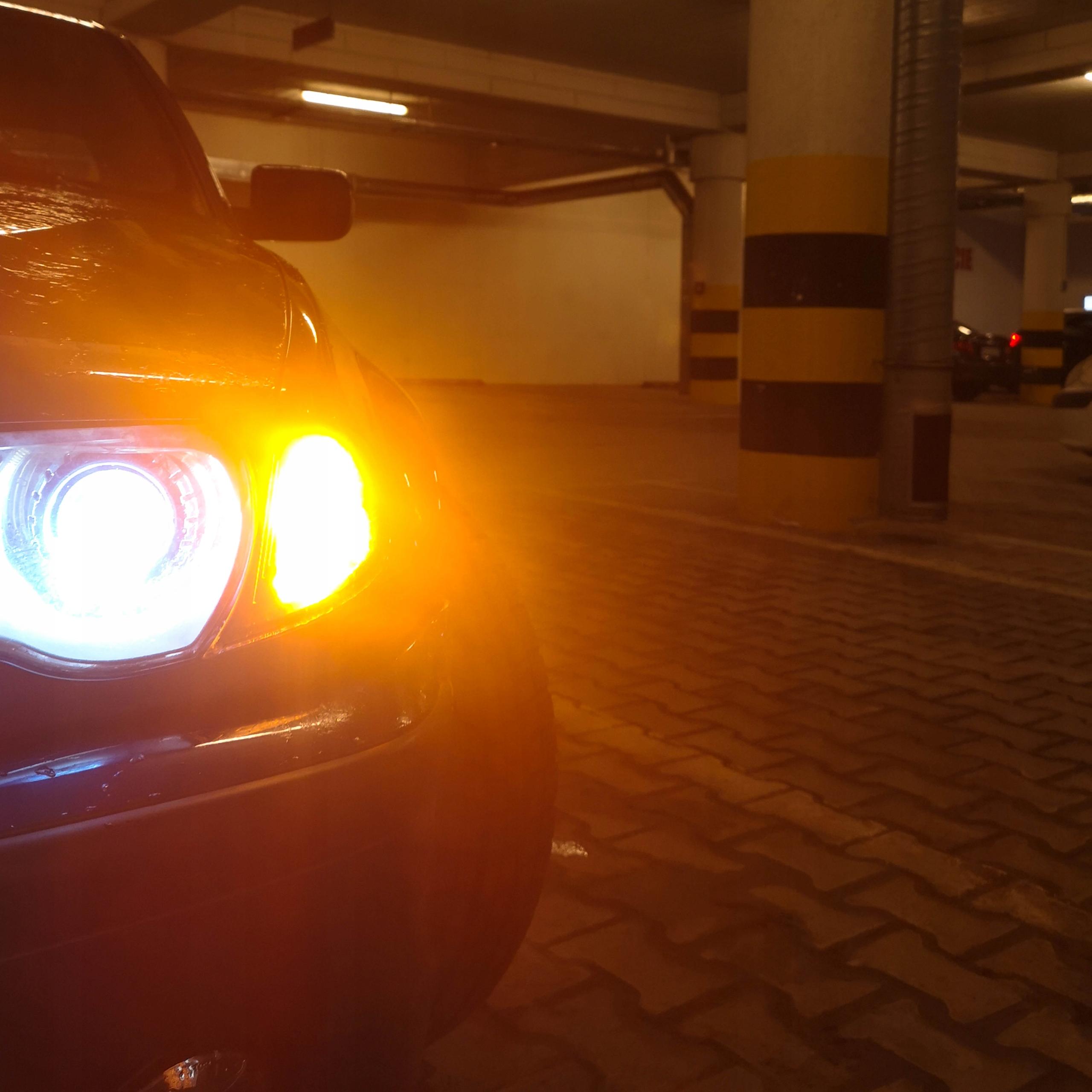 ŻARÓWKA P21W Pomarańcz - 100% CANBUS! Rodzaj LED