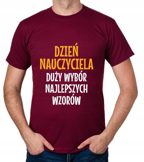 Купить футболка подарок ДЕНЬ УЧИТЕЛЯ для педагогов на Otpravka - цены и фото - доставка из Польши и стран Европы в Украину.