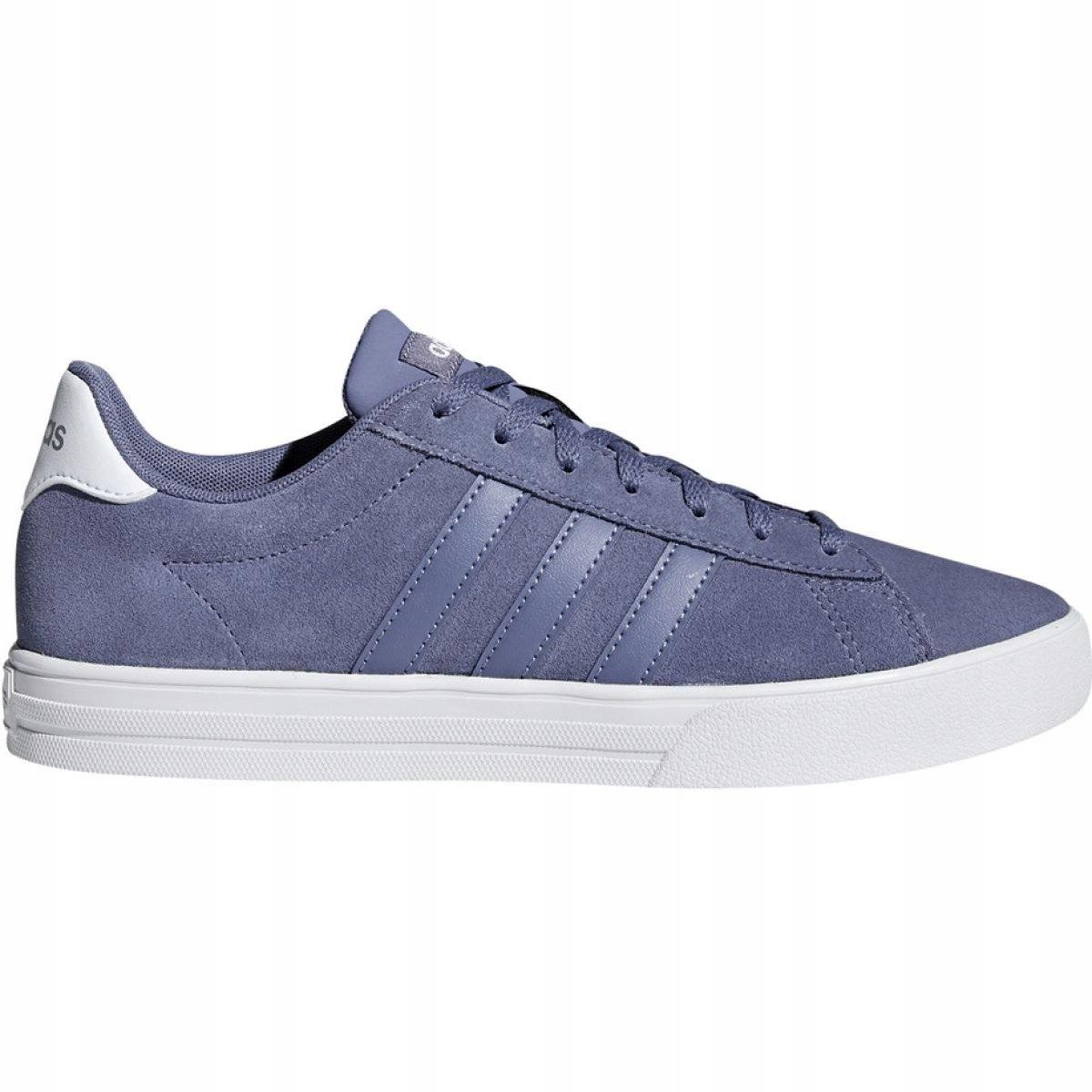Fioletowe Buty Damskie Sportowe Adidas r.38 2/3