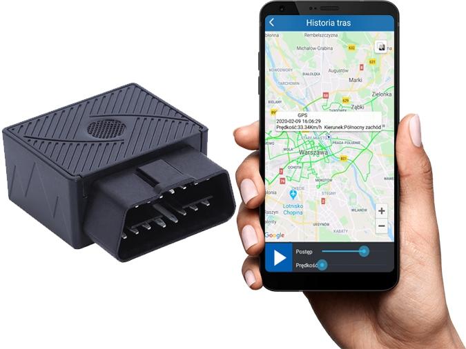 GPS автомобильный GSM-локатор OBD WWW SMS ОТСЛЕЖИВАНИЕ