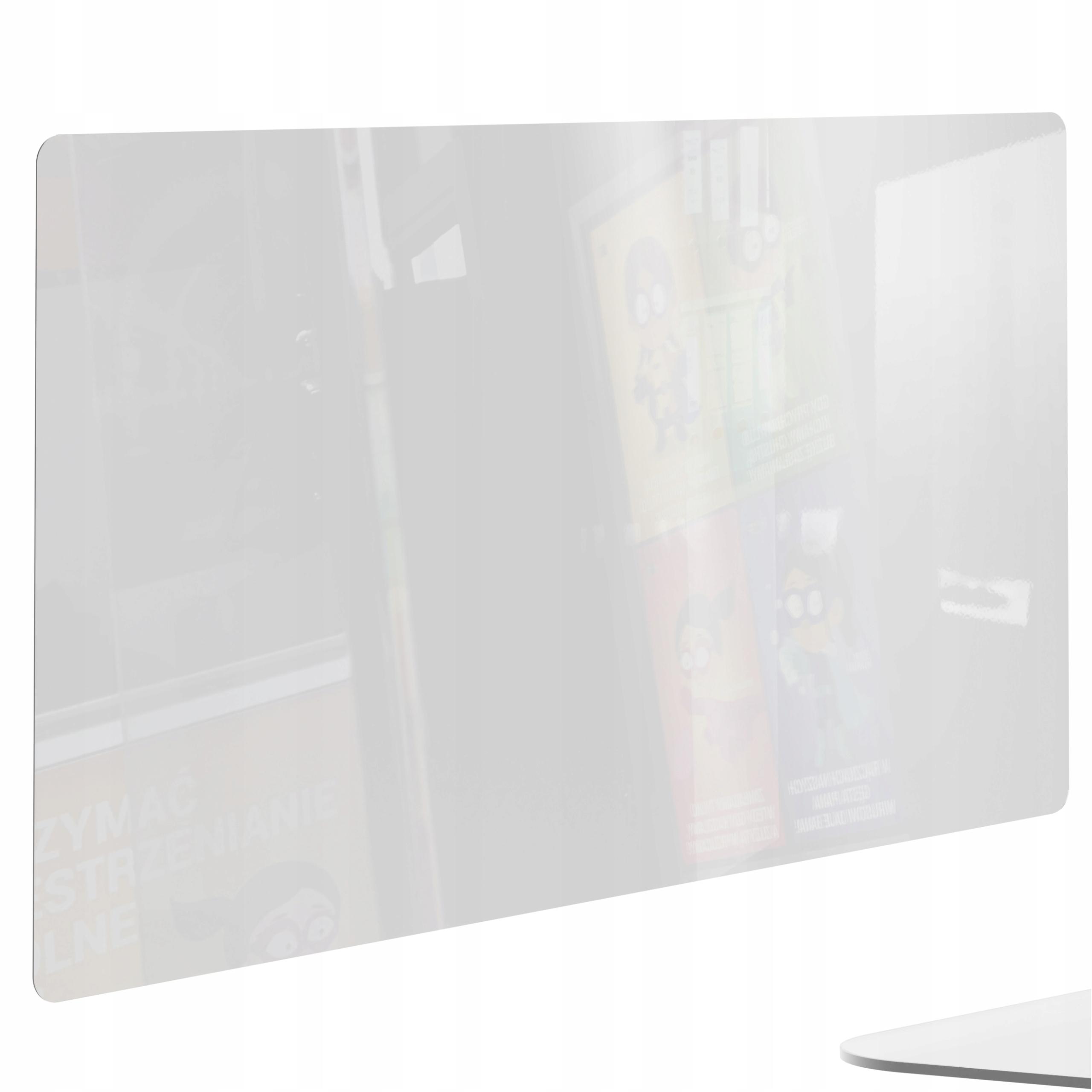 PLEXI бесцветная пластина из оргстекла 2мм 68x120см