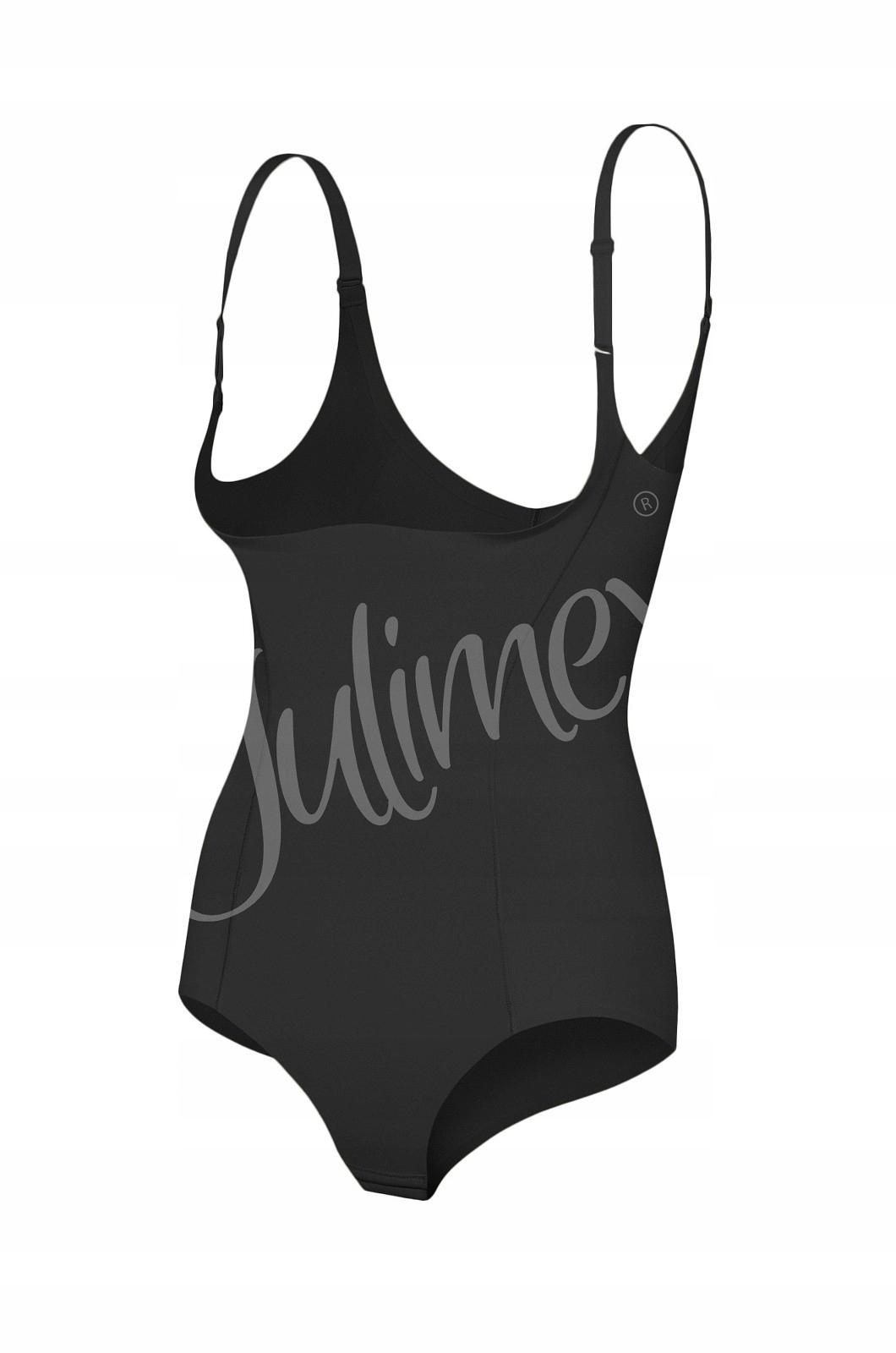Body Julimex Shapewear Pod Biust 219 czarny L