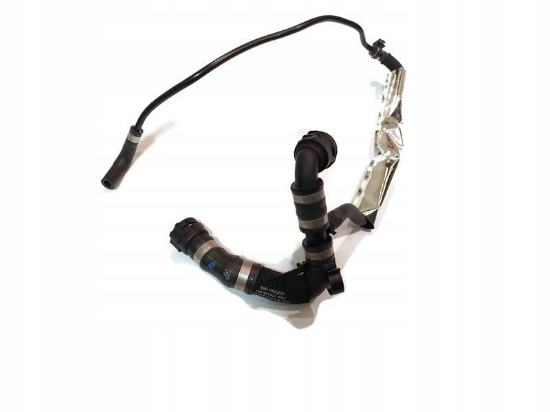 кабель водный обратный отопления audi a6 c6 4f0