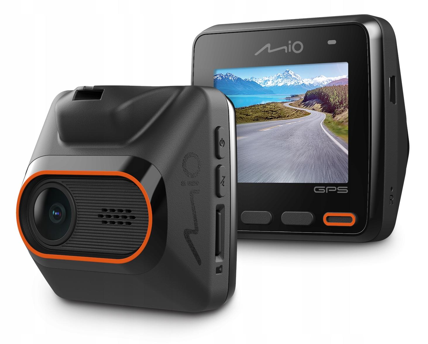 MIO MIVUE C430 REJESTRATOR GPS BAZA FOTORADARÓW EAN 4713264285071