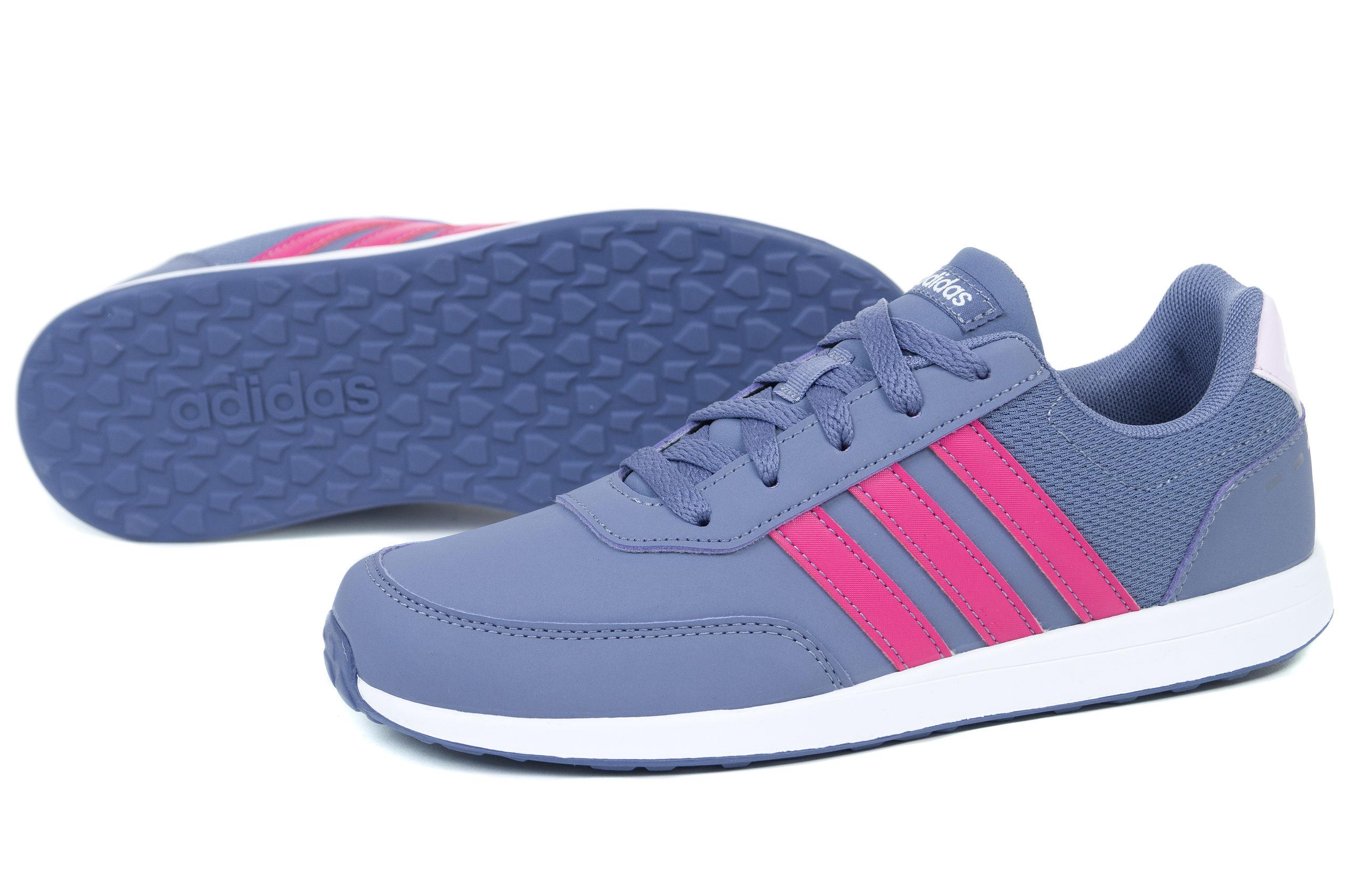 Buty Adidas Damskie Vs Switch 2 K G26873 Fioletowe