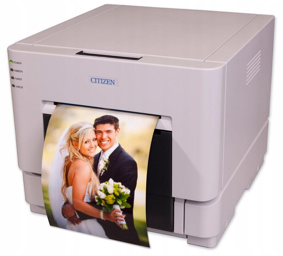 Купить Фотопринтер 10x15 13x18 15x20 CITIZEN CY-02 на Otpravka - цены и фото - доставка из Польши и стран Европы в Украину.