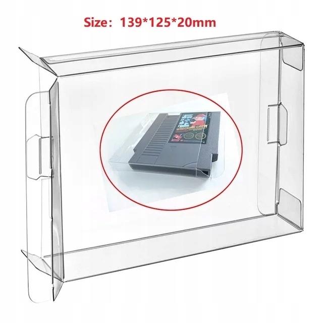 Купить Прозрачная защитная крышка, картридж NES на Otpravka - цены и фото - доставка из Польши и стран Европы в Украину.