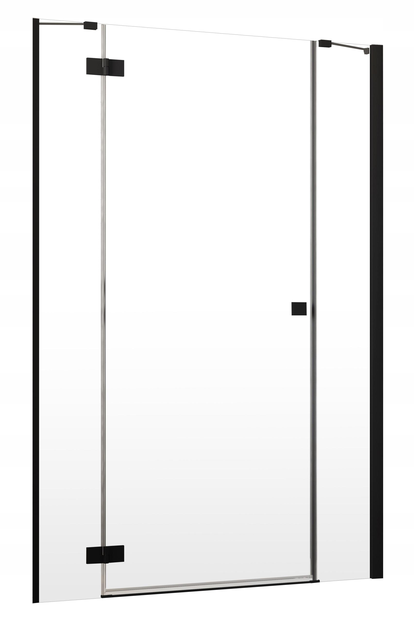 Dvere Essenza New Black DWJS 110x200 RADAWAY