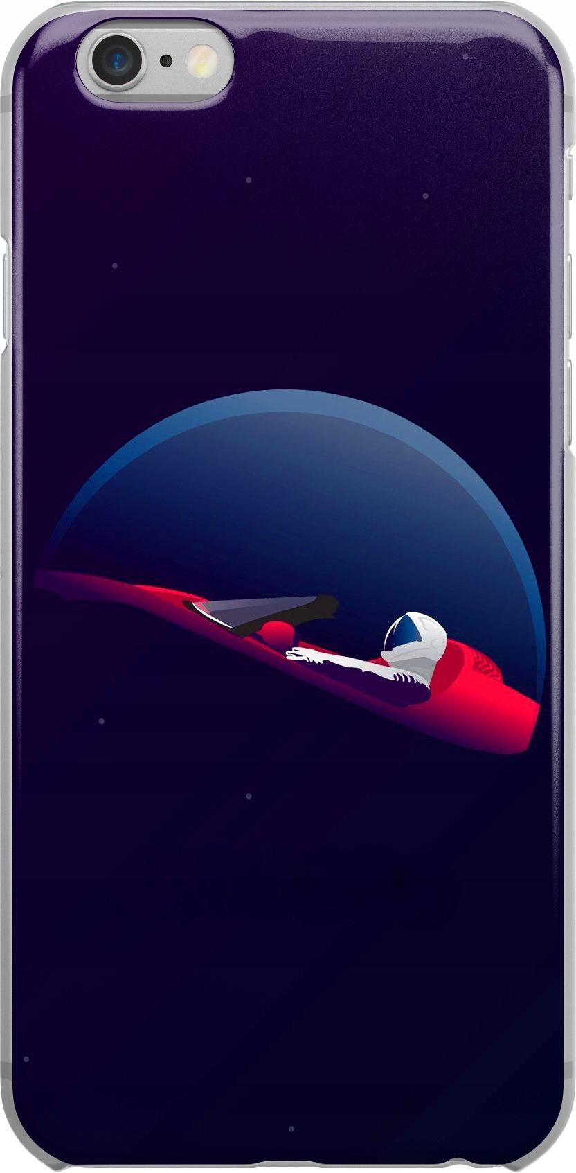Etui Wzory SpaceX Huawei Y625