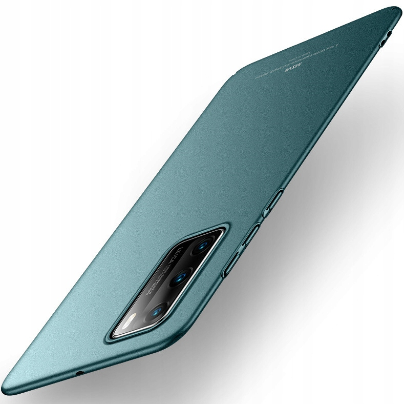 Etui do Huawei P40, Msvii Matte, pokrowiec futerał