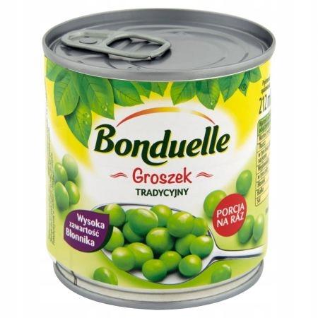 Bonduelle Groszek tradycyjny 200 g