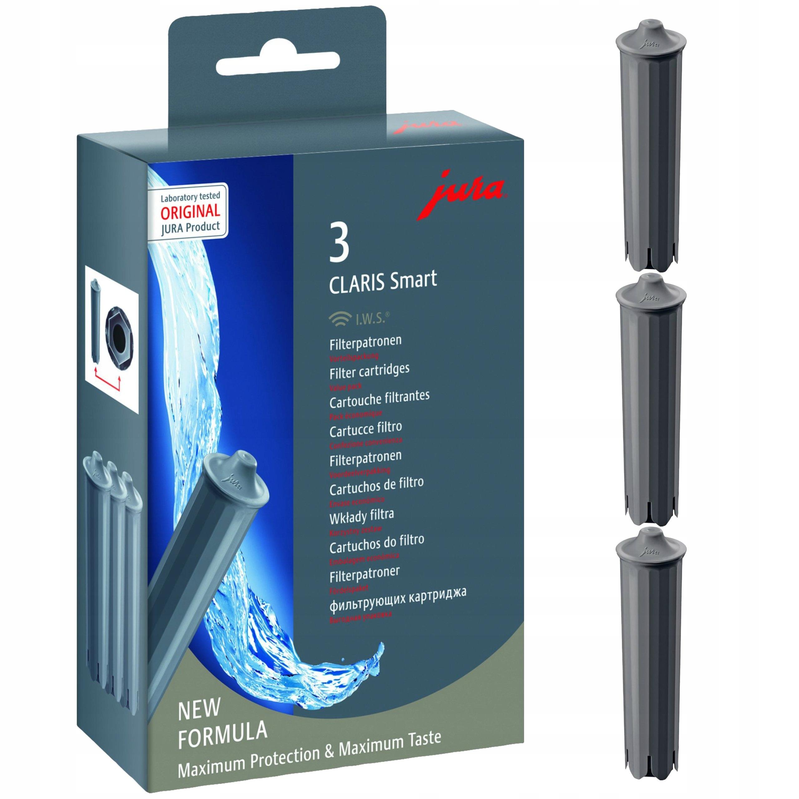 Фильтр для воды JURA CLARIS SMART ОРГ 3 ШТ / 3X