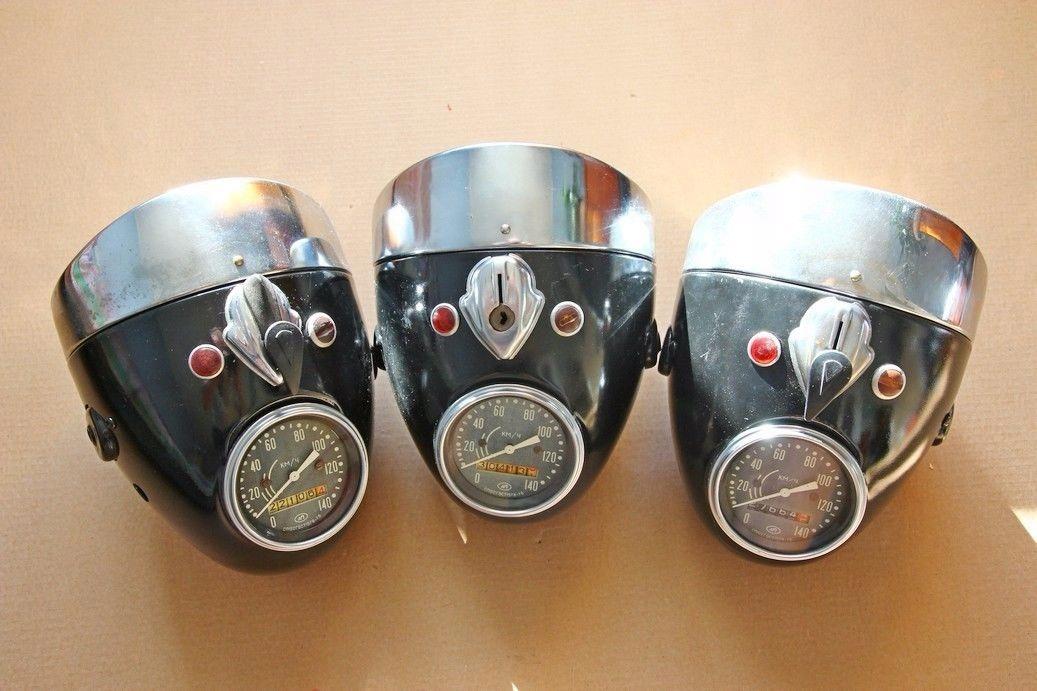 THE LAMP Zolwik GLASS REAR M72 K750 Dniepr Ural MW IZ