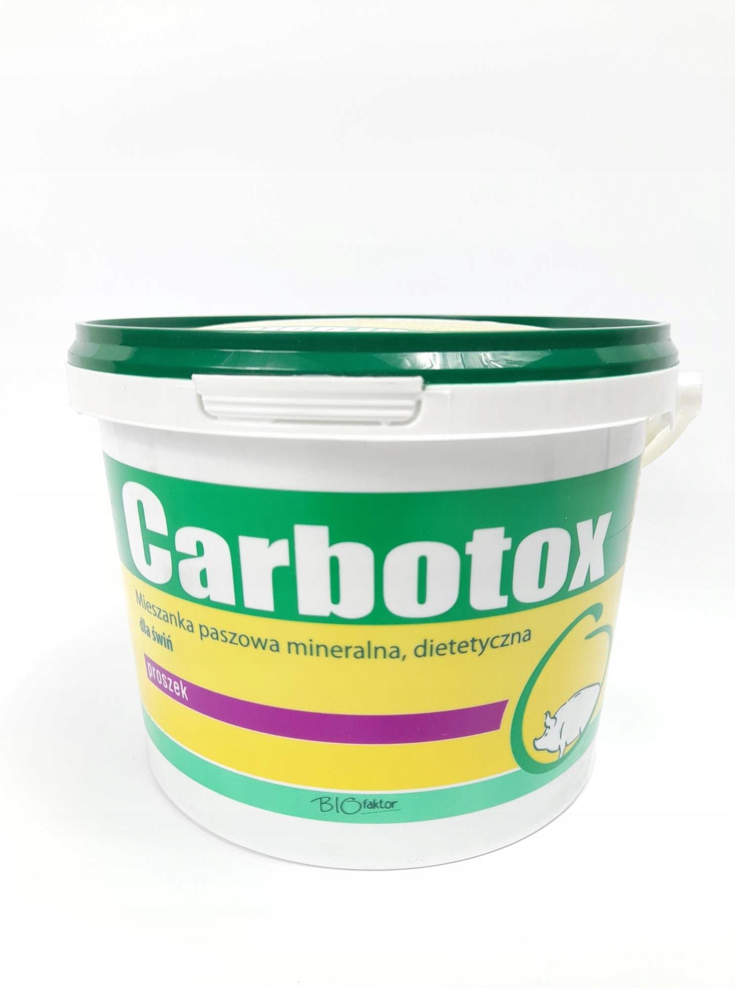 Комбикорм для свиней Carbotox 1кг