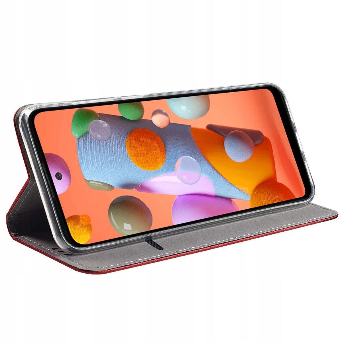 Etui do Huawei P Smart 2021 Case Magnet + Szkło 9H Producent KrainaGSM