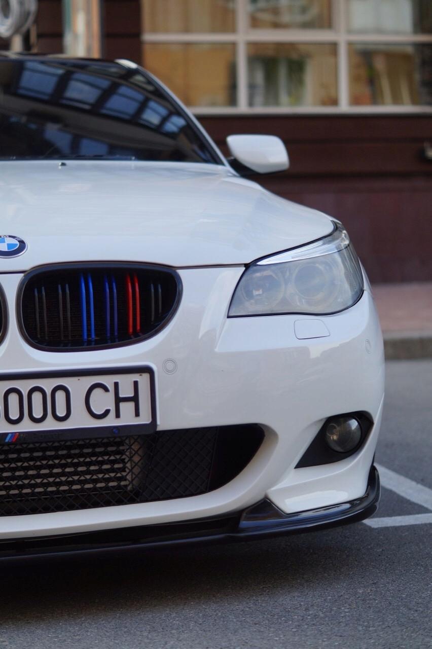 Grill Bmw E60 E61 M Power Czarny Polysk Lublin Allegro Pl