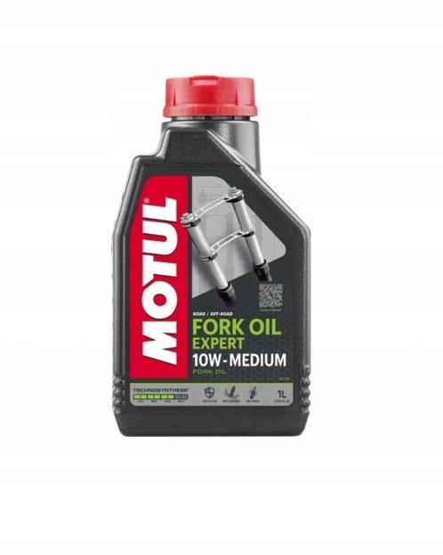 MOTul Подвеска Lag OIL FORK OIL EXP 10W 1L