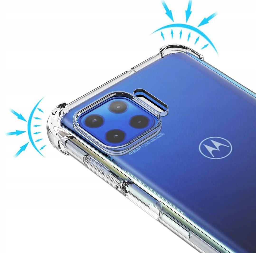 Etui do Motorola Moto G 5G Plus ANTI-SHOCK + Szkło Przeznaczenie Motorola